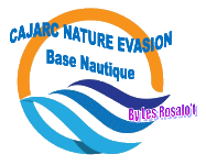 Cajar-Nature-Evasion-Logo Canoë